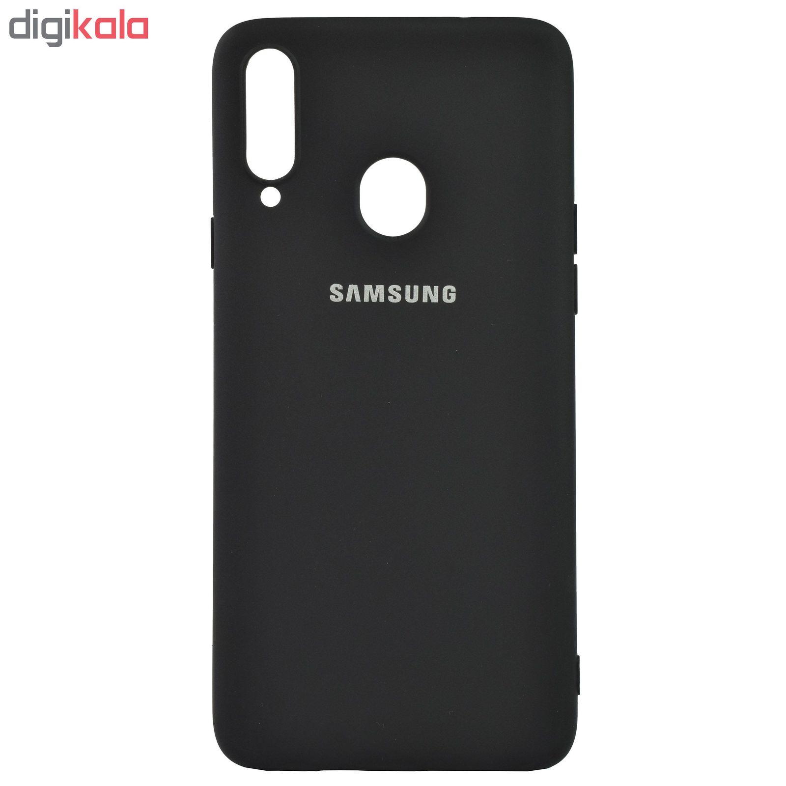 کاور مدل SC20 مناسب برای گوشی موبایل سامسونگ Galaxy A20s main 1 2