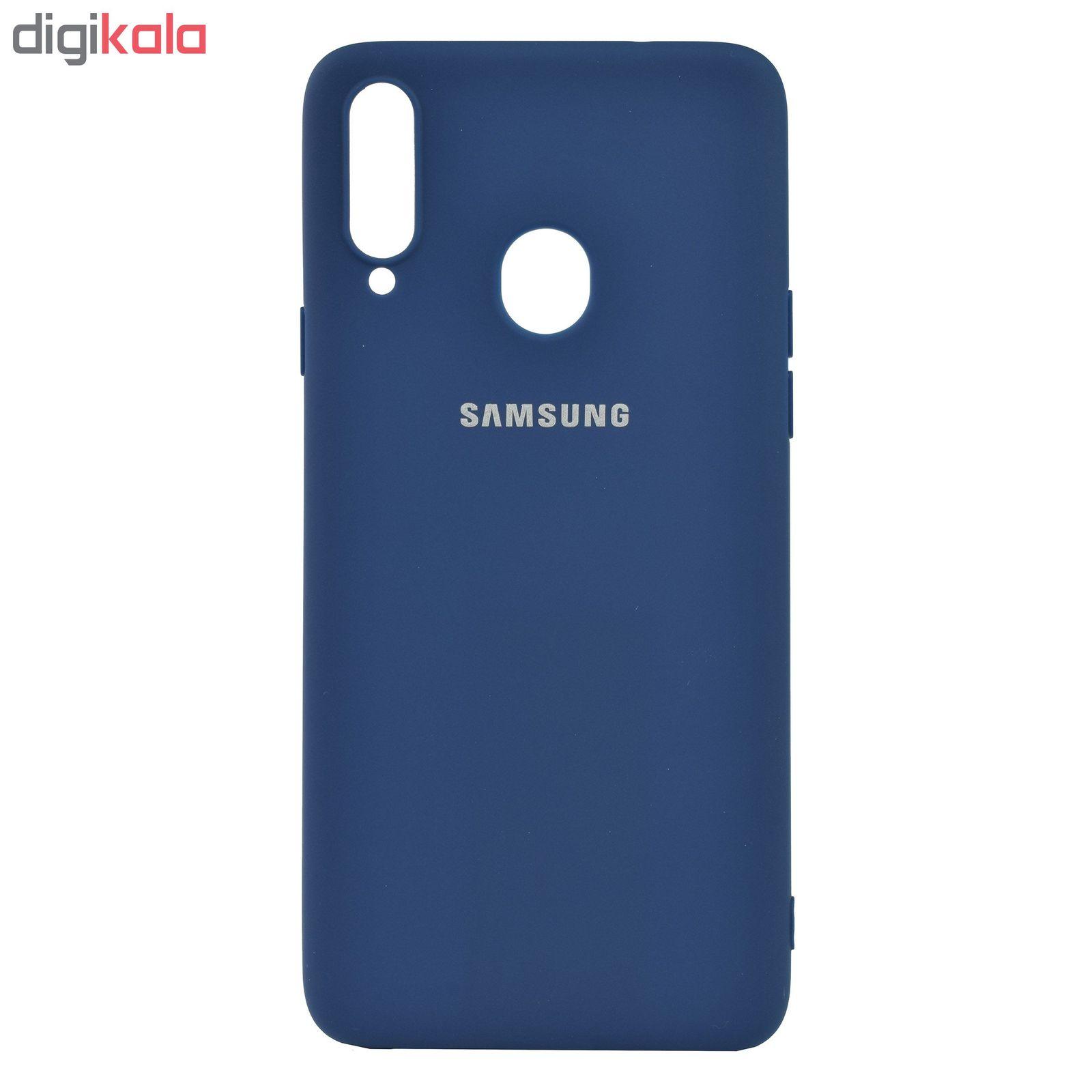 کاور مدل SC20 مناسب برای گوشی موبایل سامسونگ Galaxy A20s main 1 3