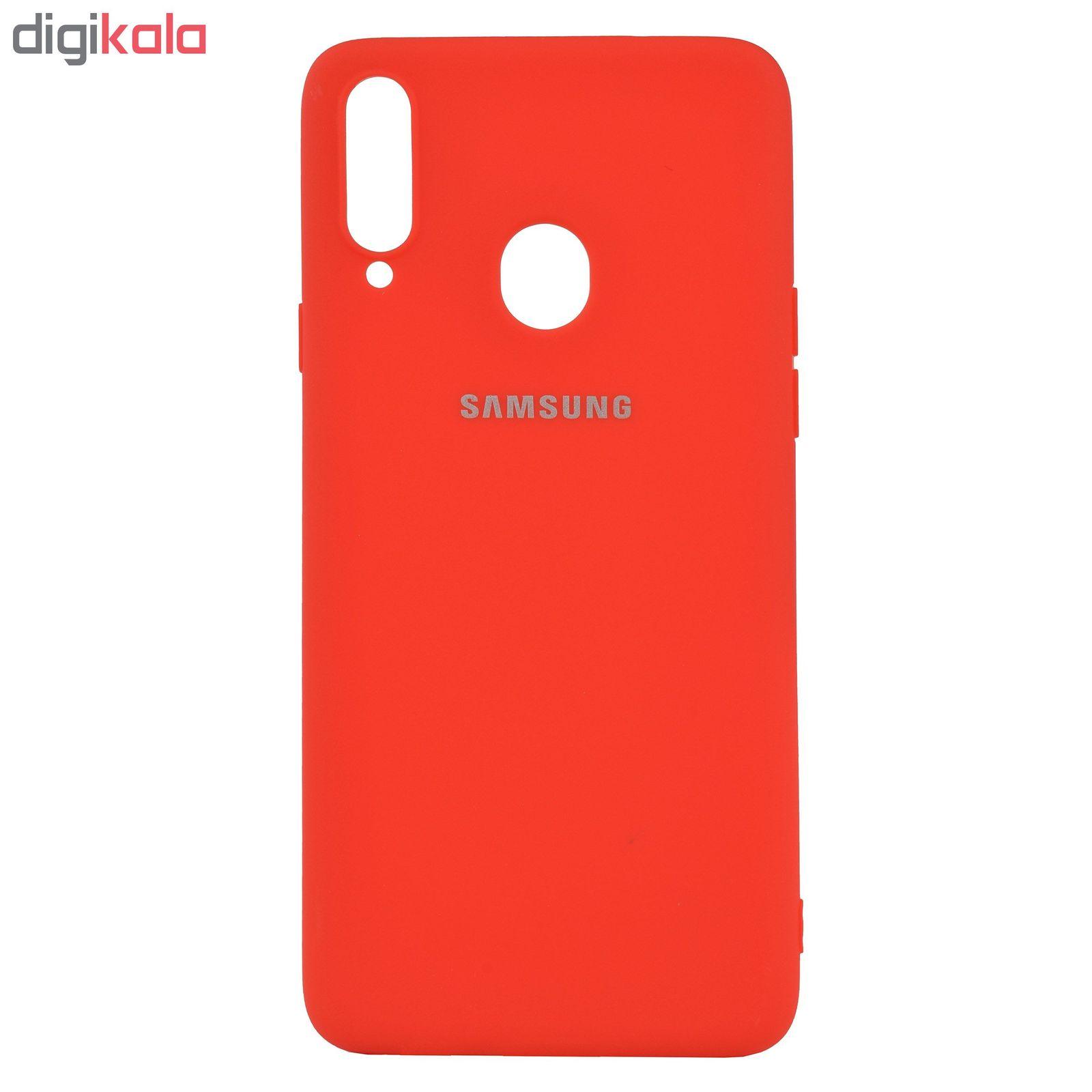 کاور مدل SC20 مناسب برای گوشی موبایل سامسونگ Galaxy A20s main 1 5