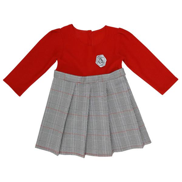 پیراهن دخترانه کد GOLBARG-1