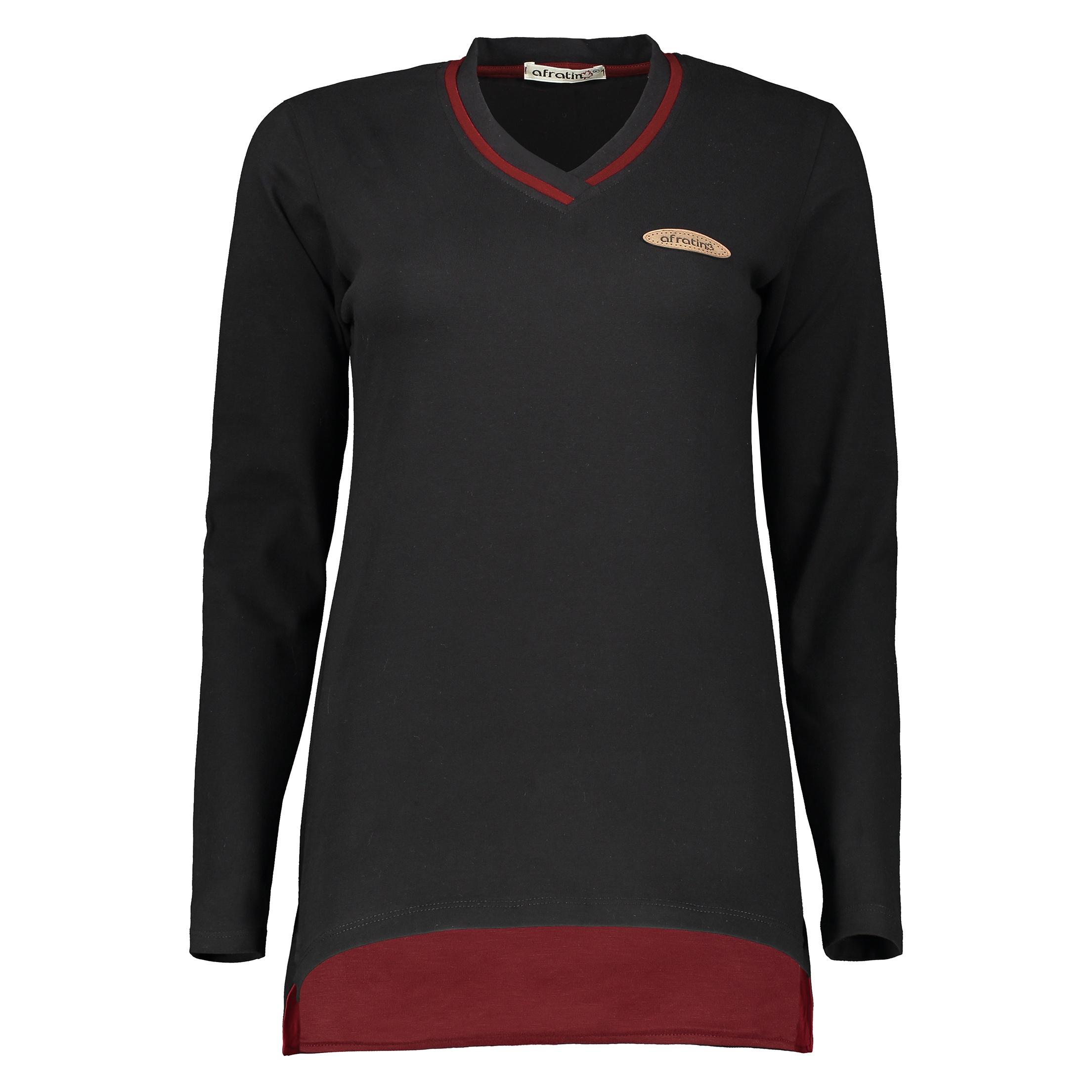 Photo of تی شرت زنانه افراتین کد 7077Z