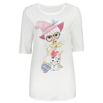 تی شرت زنانه مدل 2220