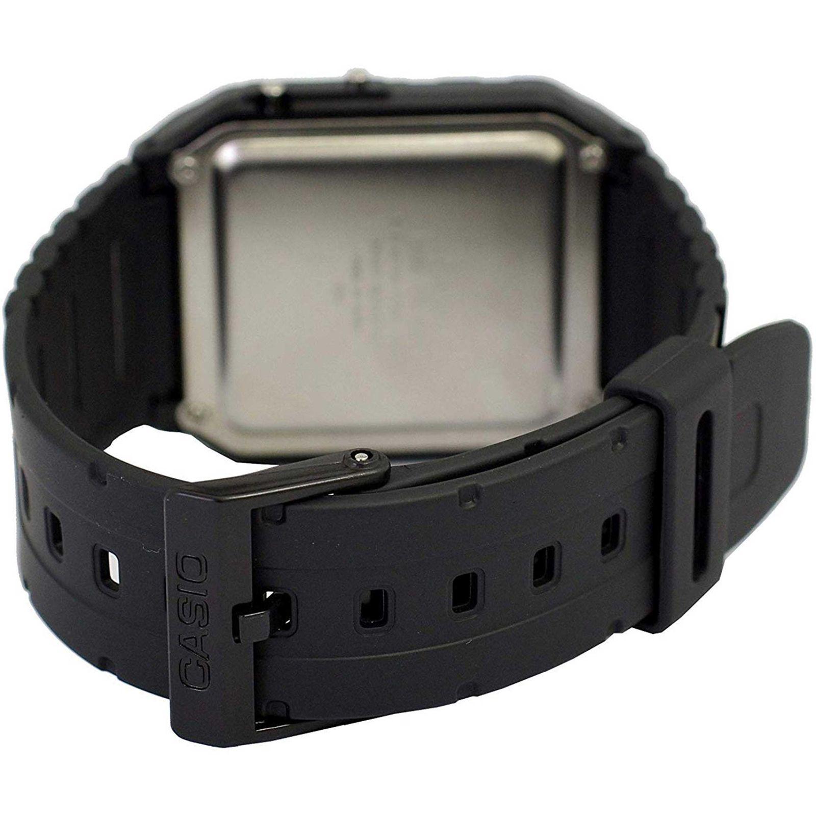ساعت مچی دیجیتال کاسیو مدل 4971850223405 - مشکی - 2