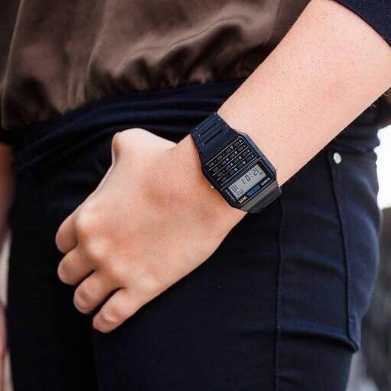 ساعت مچی دیجیتال کاسیو مدل 4971850223405 - مشکی - 3