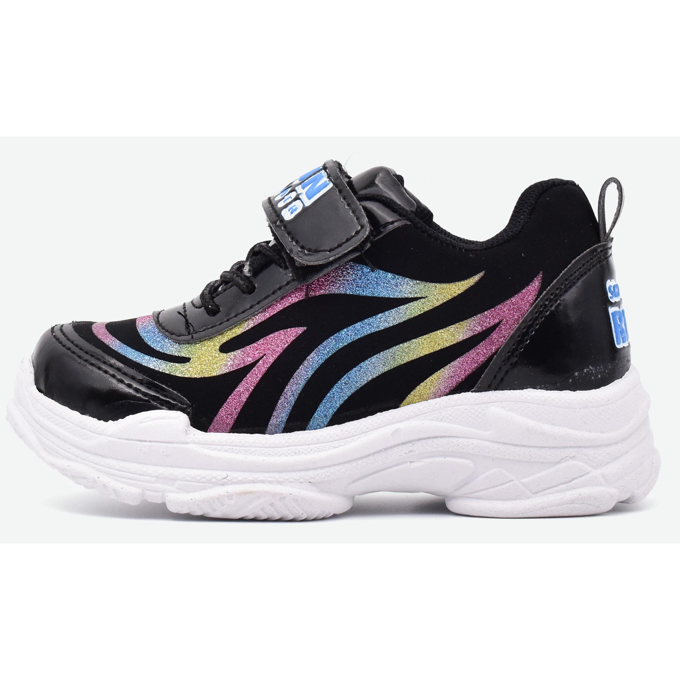 کفش مخصوص پیاده روی دخترانه مدل ثمین کد JA6019