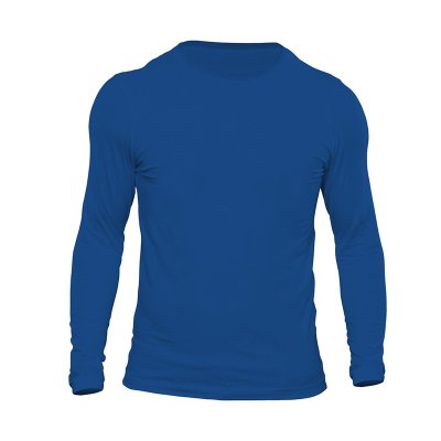 Photo of تیشرت آستین بلند مردانه  کد 3TBUU رنگ آبی
