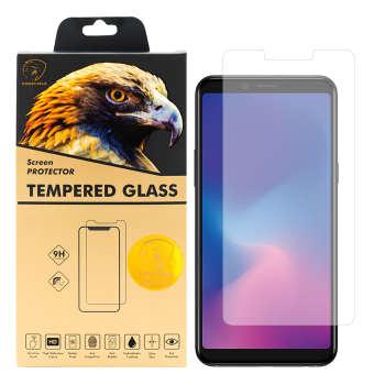 محافظ صفحه نمایش گلدن ایگل مدل GLC-X1 مناسب برای گوشی موبایل سامسونگ Galaxy A6s
