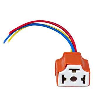سوکت  چراغ جلو دی.ان.کو کد H212207 مناسب برای پراید