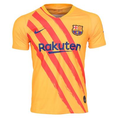 تصویر تی شرت مردانه طرح بارسلونا کد 2019.20