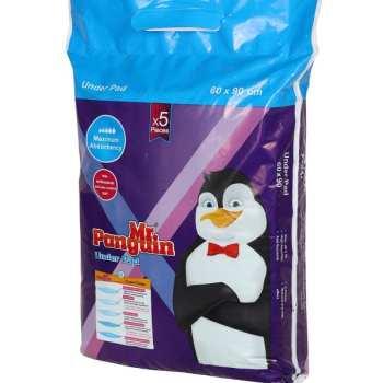 زیرانداز بهداشتی مستر پنگوئین مدل 7240 بسته  5 عددی