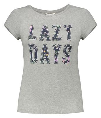 تی شرت زنانه اسپرینگ فیلد مدل 1383523-GREYS