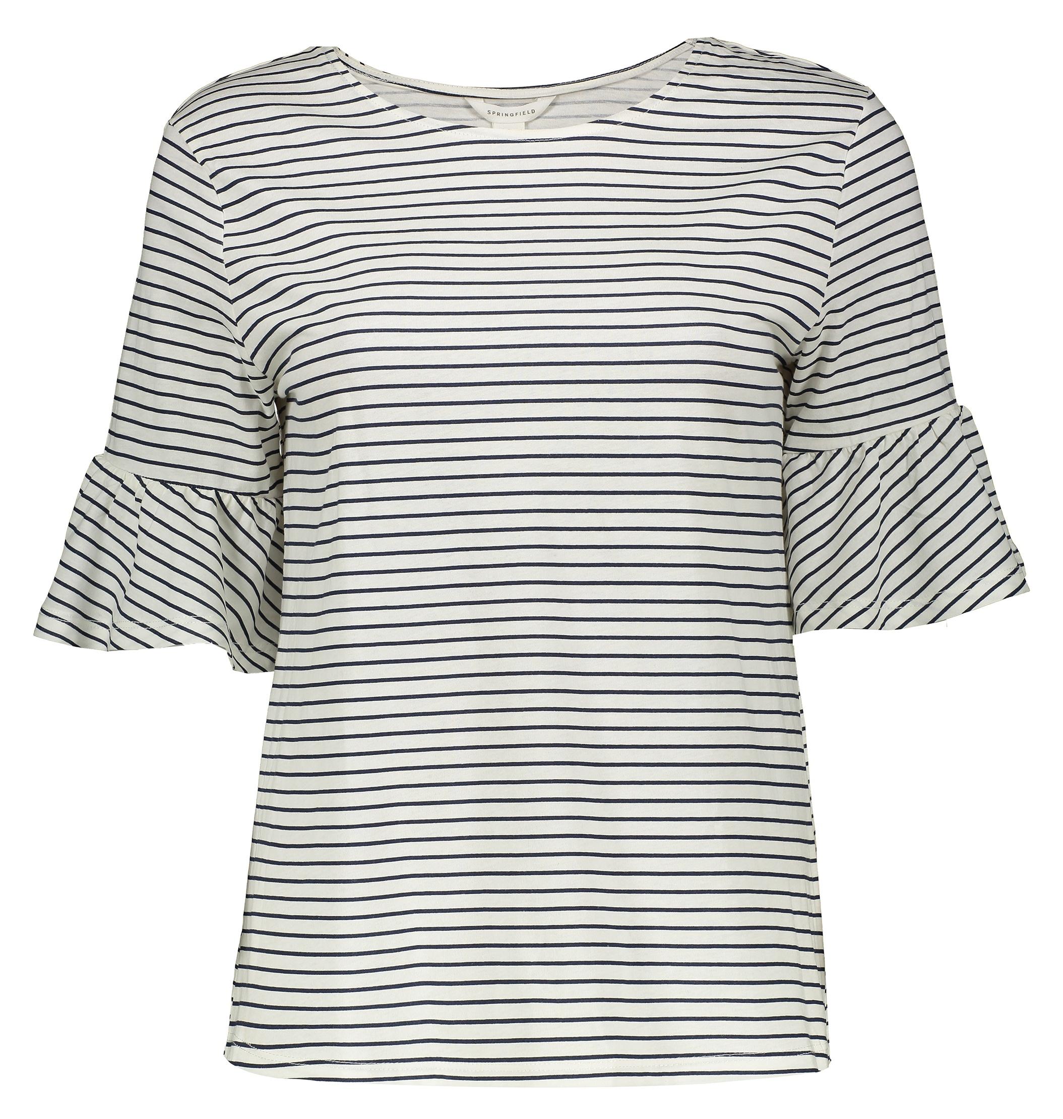 شرت زنانه اسپرینگ فیلد مدل2736098-IVORY