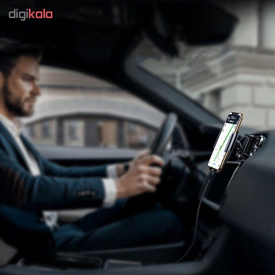 پایه نگهدارنده گوشی موبایل باسئوس مدل SUYL-BWL0 main 1 11