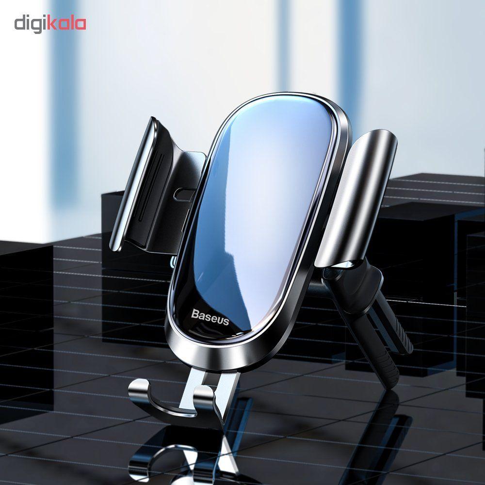 پایه نگهدارنده گوشی موبایل باسئوس مدل SUYL-BWL0 main 1 14