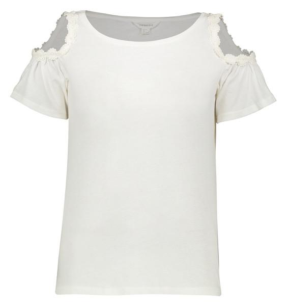 بلوز زنانه اسپرینگ فیلد مدل 9983023-WHITE