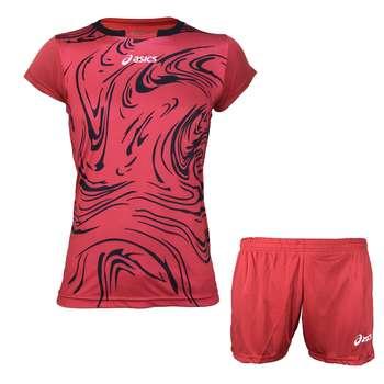 ست پیراهن و شورت ورزشی مردانه کد AC-R