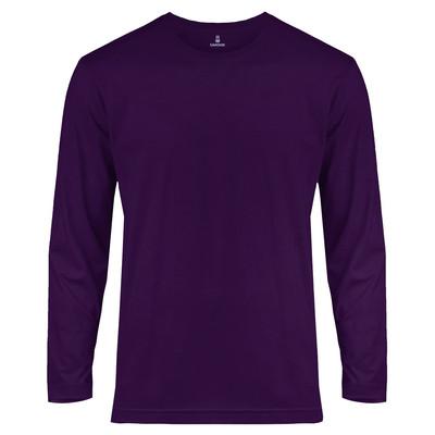 تصویر تی شرت آستین بلند مردانه ساروک مدل SMYU1RO05 رنگ بنفش