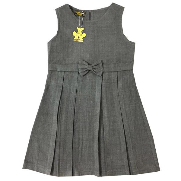 پیراهن دخترانه خرس کوچولو مدل یلدا T201