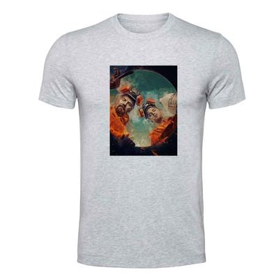 تی شرت مردانه طرح بریکینگ بد کد wtk632