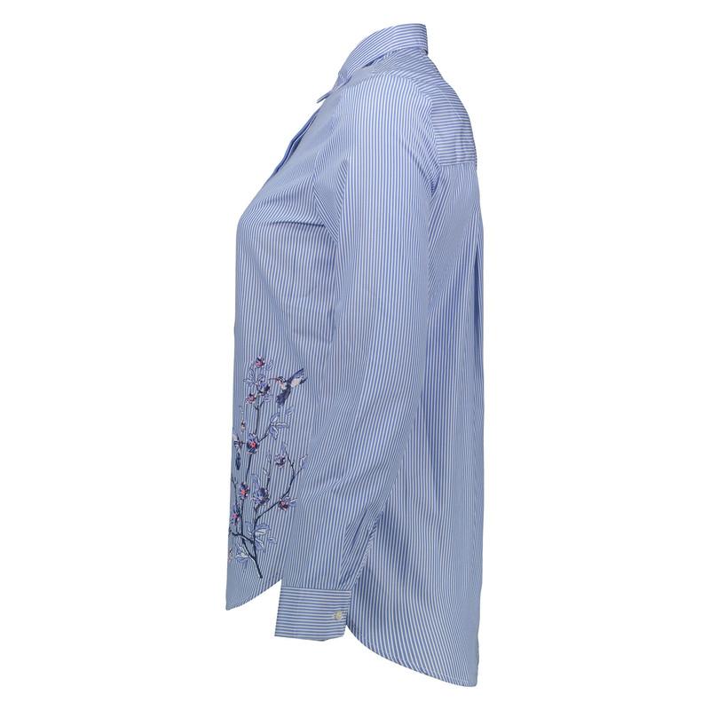 شومیز زنانه اسپرینگ فیلد مدل 6793916-MARINE BLUE
