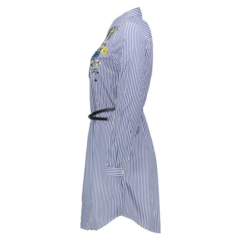 مانتو زنانه اسپرینگ فیلد مدل 7953216-BLUES