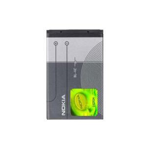 باتری موبایل مدل BL-4C ظرفیت 890 میلی آمپر ساعت مناسب برای گوشی موبایل نوکیا X2-00