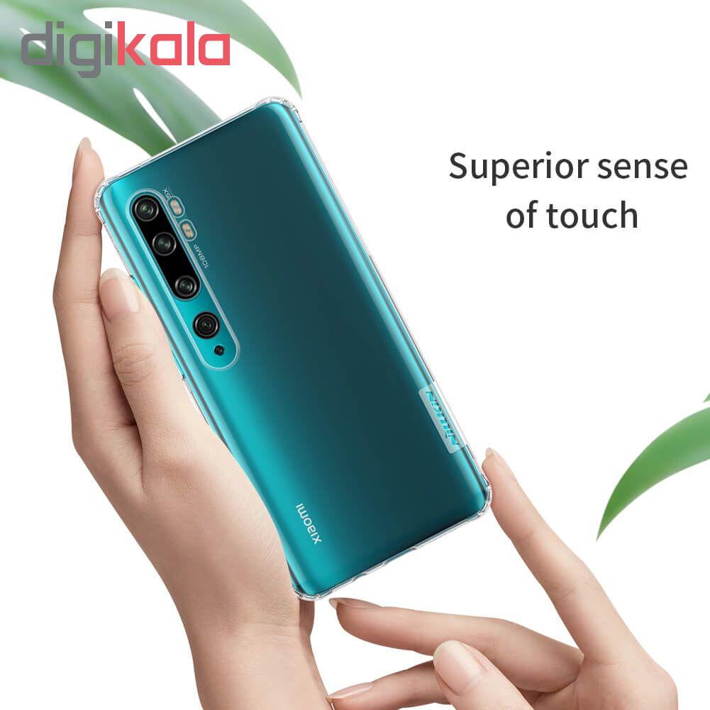 کاور نیلکین مدل Nature مناسب برای گوشی موبایل شیائومی Mi  Note 10 / Note 10 Pro
