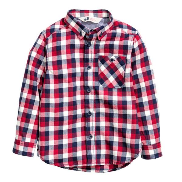 پیراهن پسرانه اچ اند ام کد C1-0383883001