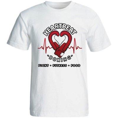 تصویر تی شرت مردانه طرح بوکس مدل t14