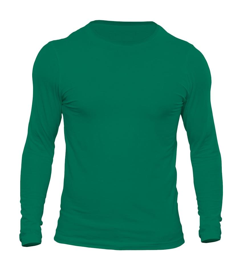 Photo of تیشرت آستین بلند مردانه کد 3B رنگ سبز