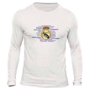 تیشرت مردانه طرح رئال مادرید کد ۱۱۲۹