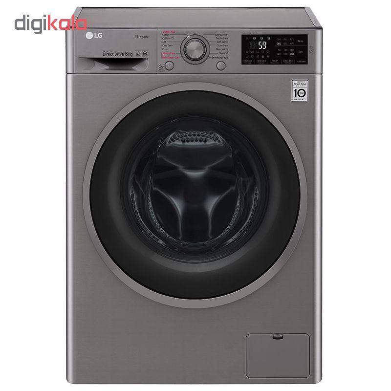 ماشین لباسشویی ال جی مدل WM-845S main 1 1