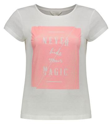 تی شرت زنانه اسپرینگ فیلد مدل 1383639-WHITE