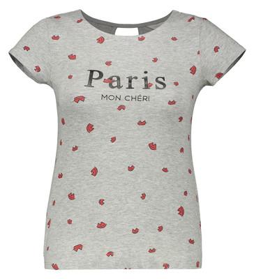 شرت زنانه اسپرینگ فیلد مدل 2736039-DARK GREY