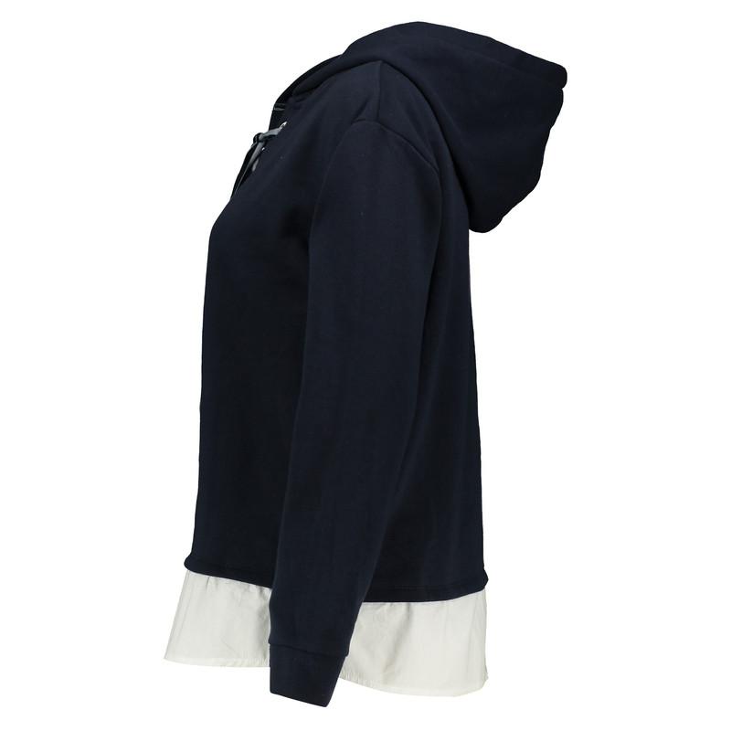هودی زنانه اسپرینگ فیلد مدل 1084127-MARINE BLUE