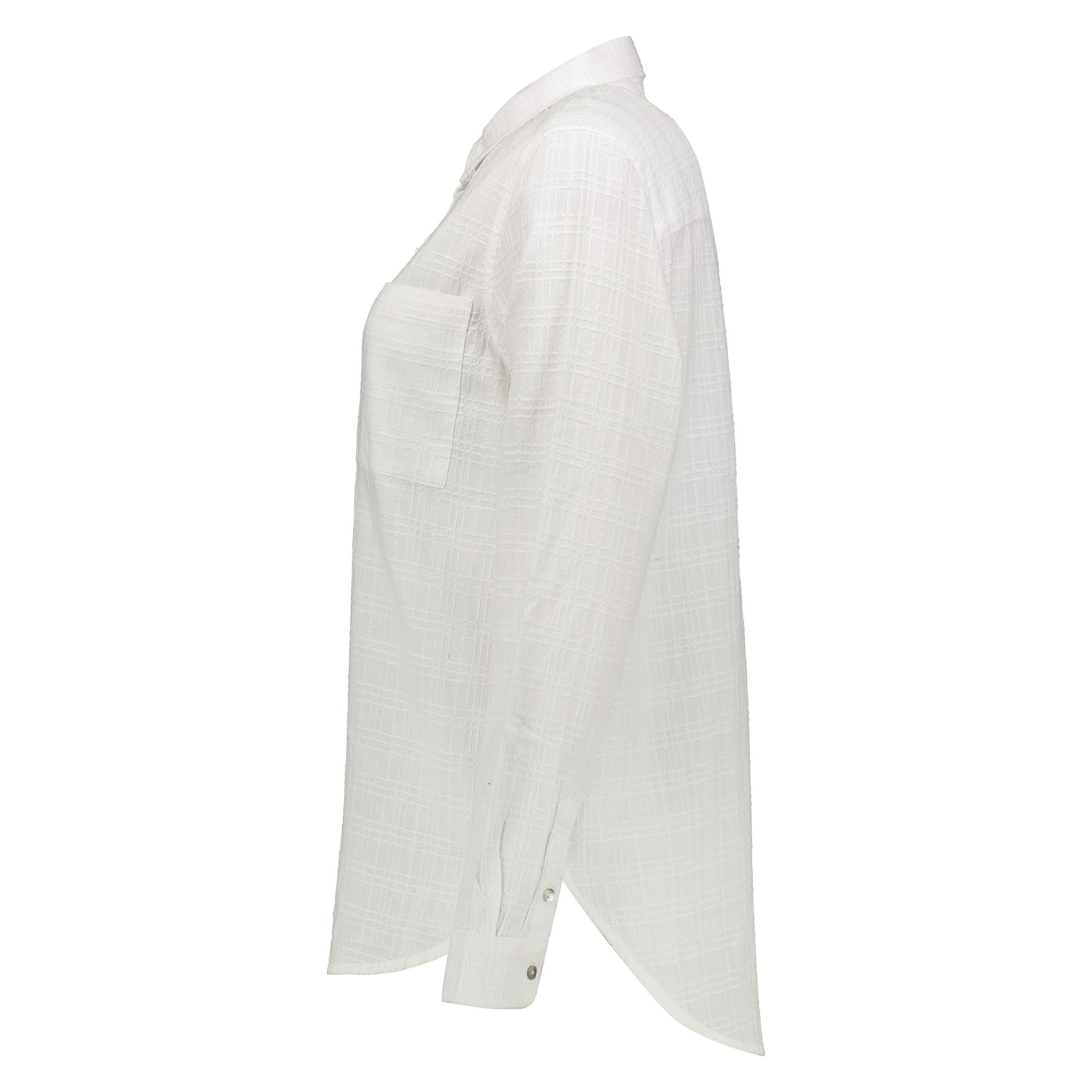 شومیز زنانه اسپرینگ فیلد مدل 6793665-WHITE