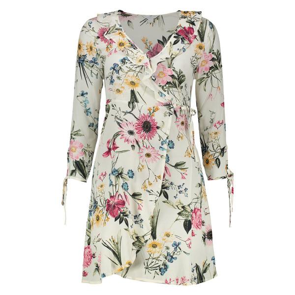 پیراهن زنانه اسپرینگ فیلد مدل 7953194-SEVERAL
