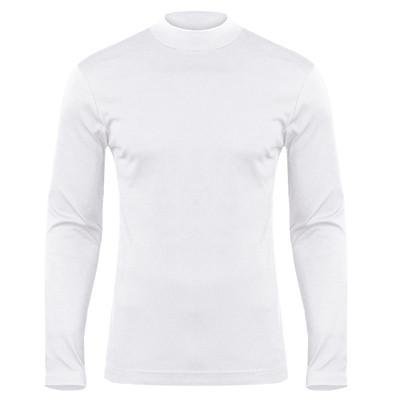 تی شرت آستین بلند مردانه ساروک مدل SMY5cmFR03 رنگ سفید