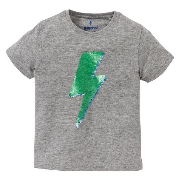 تی شرت آستین کوتاه پسرانه پیپرتس کد 1022