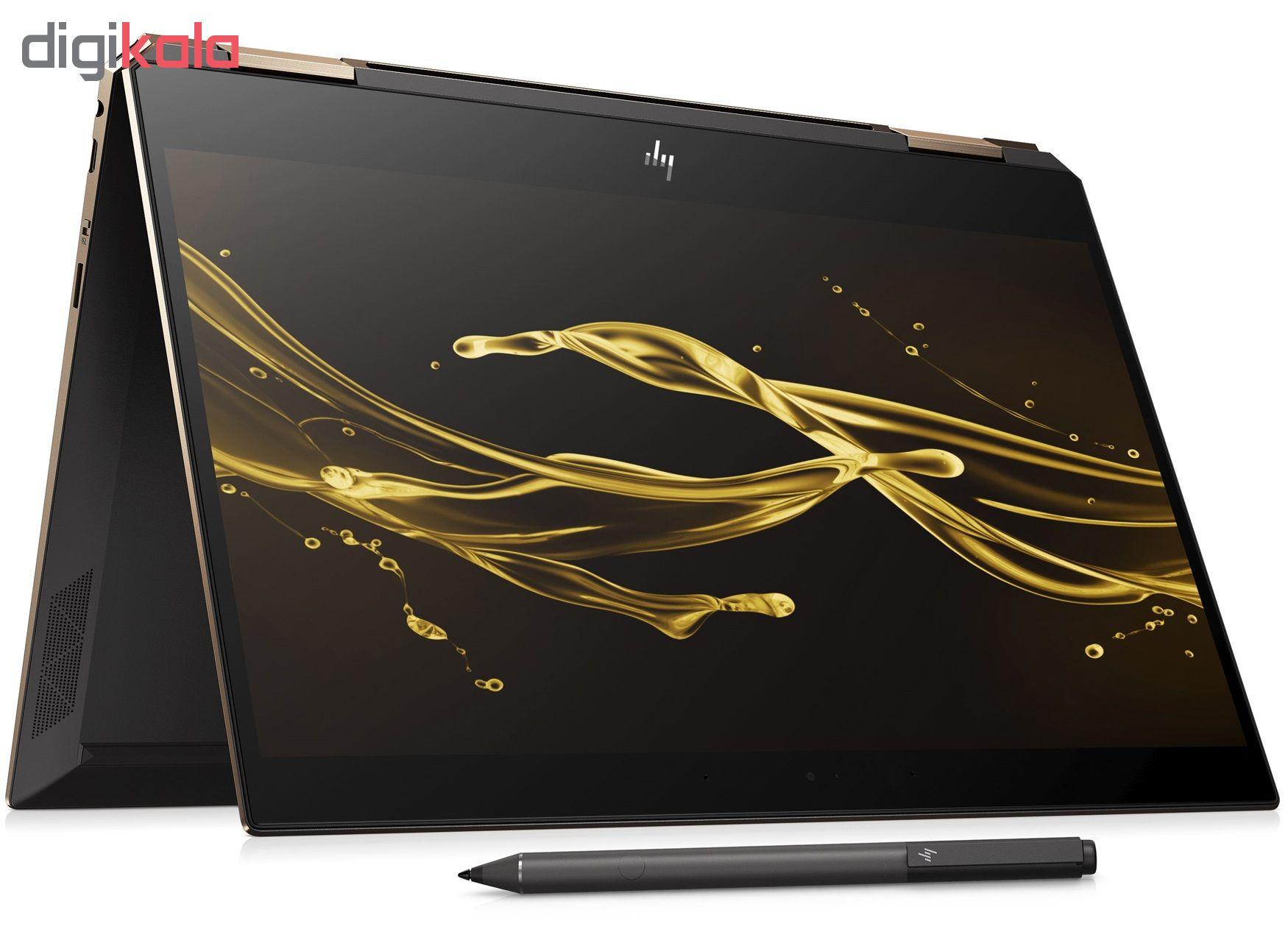 لپ تاپ 13 اینچی اچ پی مدل Spectre x360 13t-ap000 - E