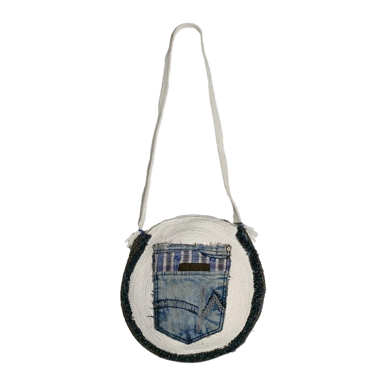 کیف دوشی زنانه کد D75