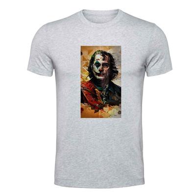 تی شرت مردانه طرح جوکر کد wtk628