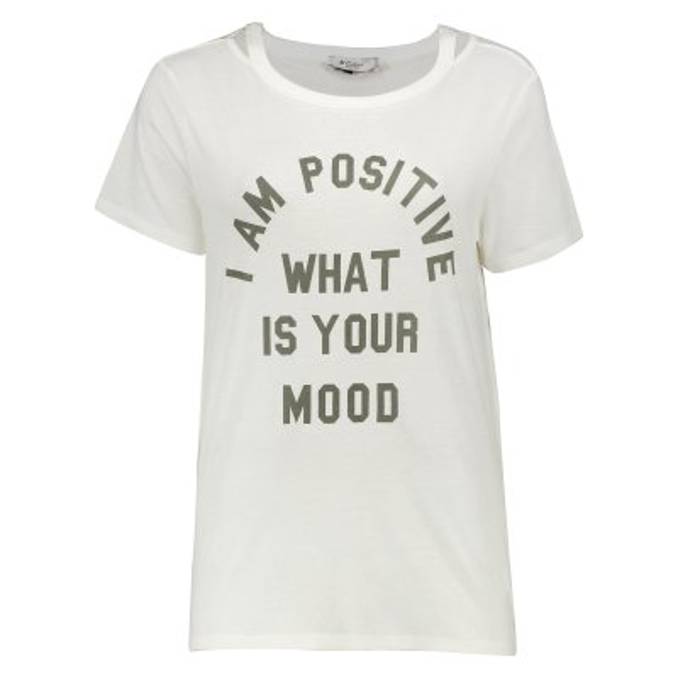 تصویر تی شرت زنانه کالینز مدل CL1032900-WHITE