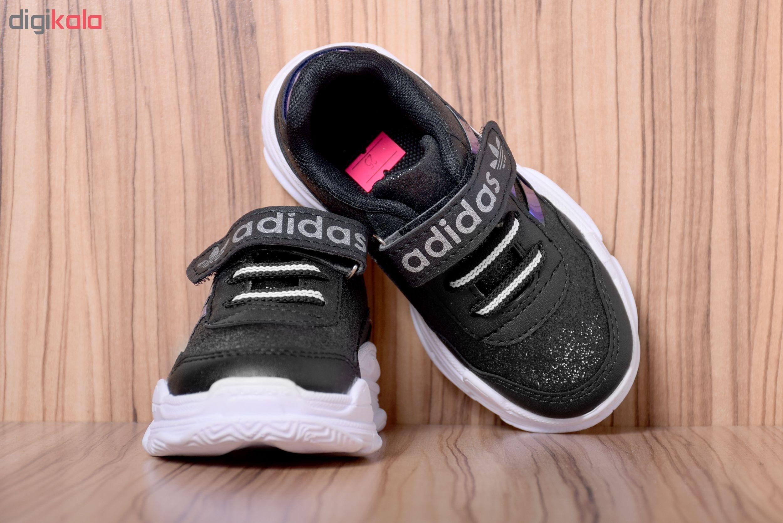 کفش راحتی دخترانه کد BK-3647