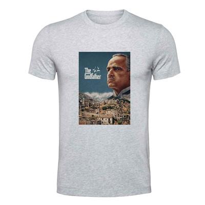 Photo of تی شرت مردانه طرح پدر خوانده کد wtk652