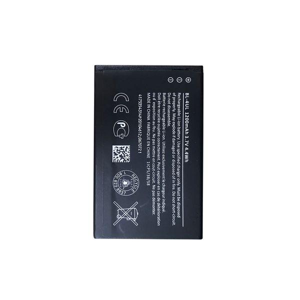 باتری موبایل مدل BL-4UL ظرفیت 1200 میلی آمپر ساعت مناسب برای گوشی موبایل نوکیا 3310