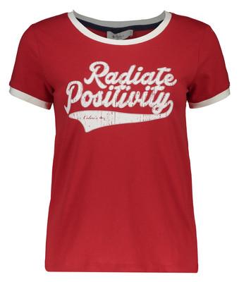 تی شرت زنانه کالینز مدل CL1032944-RED