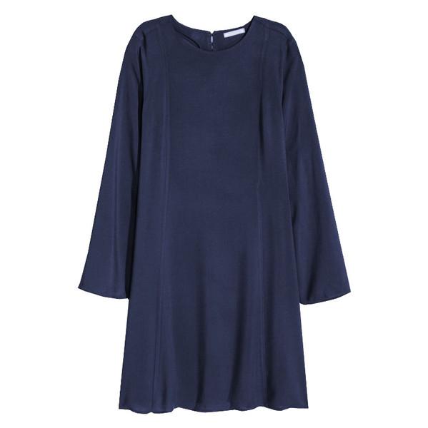 پیراهن زنانه اچ اند ام کد F1-0431101003