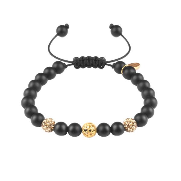 دستبند طلا 18 عیار زنانه درگون جولری مدل GB26