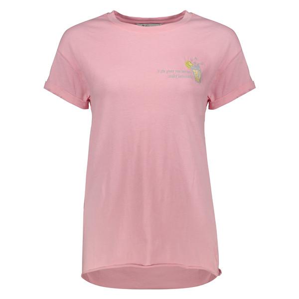تی شرت زنانه کالینز مدل CL1034147-PINK